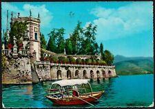 AD4667 Isola Bella (VB) - Il Giardino - Cartolina postale - Postcard