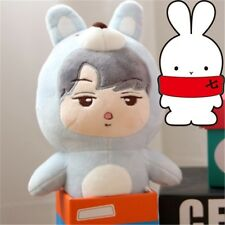 KPOP EXO SEHUN Plush Oh Se Hun Rabbit Blue Soft Toy Doll Fanmade Goods