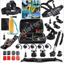 Basic Accessories Bundle Kit for GoPro Hero 5 4 Black Session 3+ 3 SJCAM