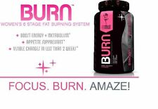 FitMiss BURN Womens 6-Stage FAT BURNER WEIGHT LOSS System  90 capsules
