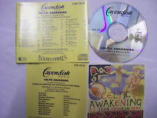 CY ALAN & DUNCAN ARAN Celtic Awakening  - Cavendish Music Library - 1994 UK CD