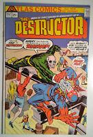 Destructor #2 (1975) Atlas Comics 7.0 FN/VF Comic Book