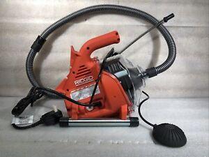 RIDGID PowerClear Drain Cleaner 55808