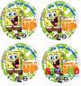 "SpongeBob SquarePants Happy Birthday Balloon Mylar Foil Balloons 18"""