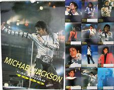 Michael Jackson Calendrier 1990 Calendar Kalender Poster Posters