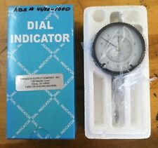 0-1 INCH DIAL INDICATOR (.0001 INCH) 0-100 | 4400-1000
