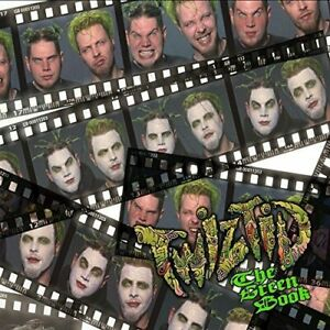 TWIZTID-GREEN BOOK CD NEW