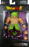 Dragon Stars Series 12 ~ SUPER SAIYAN BROLY ACTION FIGURE ~ Bandai DBZ Super