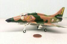 1:72 Scale Built Plastic Model Airplane Douglas A4 Skyhawk