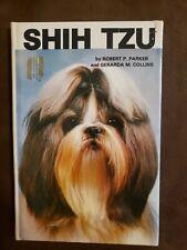 Shih Tzu by Gerarda Collins and Robert P. Parker 1983 Hardcover