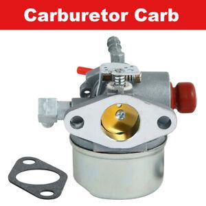 CARBURETOR Carb Fit For Tecumseh 640350 640303 640271 Sears Craftsman Mower