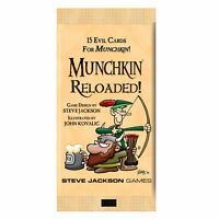 Munchkin Reloaded - Munchkin Booster - Expansion - New
