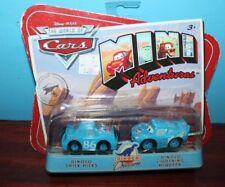 DISNEY CARS Mini Adventures DINOCO CHICK HICKS DINOCO LIGHTNING MCQUEEN