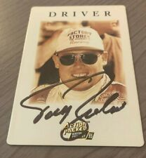 TODD BODINE AUTOGRAPHED 1995 PRESS PINNACLE ACTION PACKED CARD W/COA