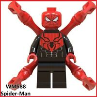 Marvel Avengers Superior Spider-Man Mini Figure Super Heroes Kids Toys WM588