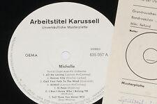 DAVID LLOYD -Michelle- LP (Beatles Cover) Karussell Promo Archiv-Copy mint