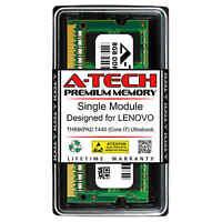8GB PC3-12800 DDR3 1600 Memory RAM for LENOVO THINKPAD T440 (CORE I7) ULTRABOOK