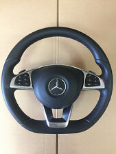 Mercedes Benz Multifunction Steering wheel airbag Shift paddles C E W212 W204