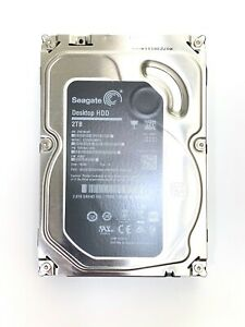 "Apple 2TB Internal 7200RPM 3.5"" ST2000DM001 HDD / Fusion for iMac 655-1725"