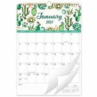 2021-2022 Calendar - Wall Calendar 2021-2022, 18 Month Calendar, Jan 2021 - Jun