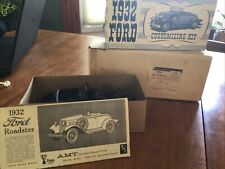 Model 1932 Ford Roadster With Shipping Box Amt