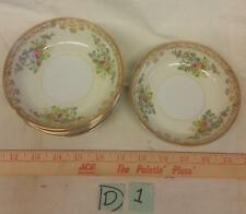 "Vintage Empress Japan Pattern EMP1 Fine China 5 1/4"" Dessert Plate 1930's"
