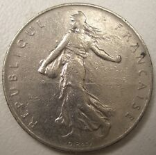 1960 FRANCE 1 FRANC COIN LQQK NICE