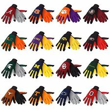 NCAA Texting Technology Gloves - Pick Your Team - FREE SHIPPING