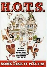 H.O.T.S: Some Like it Hots- Danny Bonaduce-Susan Kiger-Lisa London- New Oop Dvd