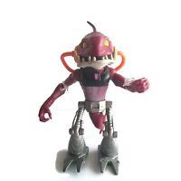 TMNT FISHFACE Teenage Mutant Ninja Turtles Action Figure 2012 Viacom playmates