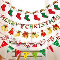 12ft Foil Stellar Snowman Merry Christmas Banner