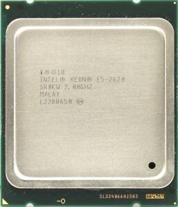 CPU intel xeon E5-2620 2.00Ghz SR0KW LGA2011 Processor ONLY Server CPU X79