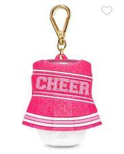Bath & Body Works CHEERLEADING Cheer Keychain Holder ~ Go Team! ~ FREE Shipping