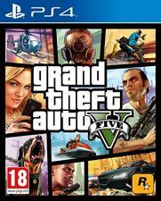 GTA 5 PS4 GRAND THEFT AUTO V EU MULTILINGUE ITALIANO INCLUSO - PLAYSTATION 4