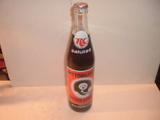 1974 Pittsburgh Steelers Royal Crown Cola Full 16 oz. Bottle in exc. condition.