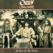 Ozzy Osbourne - No Rest For The Wicked Vinyl LP Heavy Metal Sticker Or Magnet