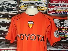 VALENCIA away 2004/05 shirt - AIMAR #21 - Argentina-River Plate-Benfica-Jersey