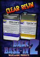 Crystal Clear 202 Urethane Casting Resin Smooth On Trial Kit 0.86kg/1.9lbs