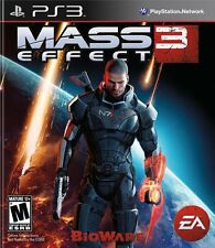 Mass Effect 3 (Sony PlayStation 3, 2012) 106851-2 (J) BY8A