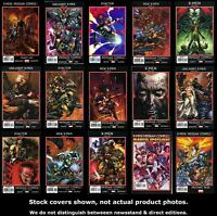 X-Men: Messiah Complex 1-13 + One-Shots Marvel 2007 Complete Set Run Lot VF/NM