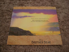 BROTHER BEAR Oscar ad traveling countryside, for Best Animated feature, Disney