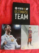 FIFA 16 / FIFA 17 / FIFA 18 Steelbooks Steel Box (leer, ohne Spiel) (NEU)