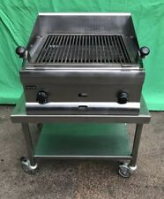 Lincat CG6/N Silverlink 600 Natural Gas Chargrill Counter Top Catering 14.3kW