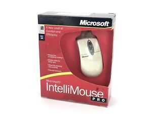 Vintage Microsoft IntelliMouse Serial Port & PS/2 Mouse NEW IN BOX