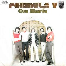 "FORMULA V - Eva Maria / Aquella Mujer > 7"" Vinyl Single"