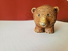 2003 - Shaggy - Pot Bellys - Bear Trinket Box - Collectible Harmony Ball