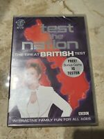 Test The Nation - The Big Entertainment Test (DVD Game) **BRAND NEW & SEALED**