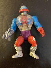 1984 Vintage Mattel Toys MOTU Roboto Loose Action Figure Masters Of The Universe