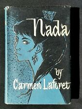 Nada by Carmen Laforet 1st UK Edition 1958
