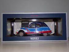 CITROEN 2 CV 6 DE 1976 MODELE BASKET -  NOREV 1/18° NEUVE EN BOITE